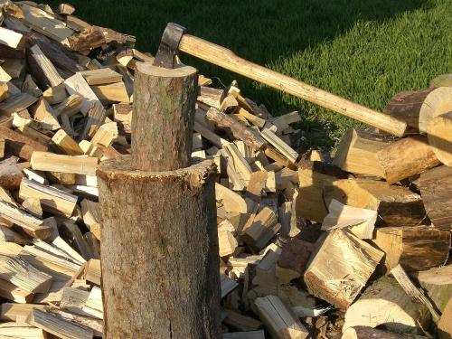 Теплотворность дров. Таблица